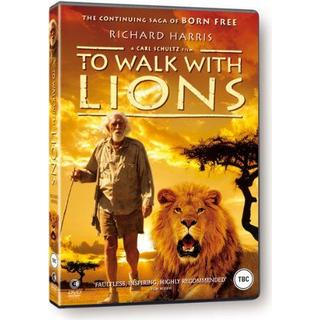 To Walk With Lions [DVD]